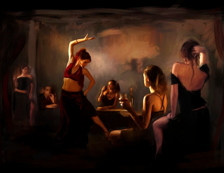 flamenco bar