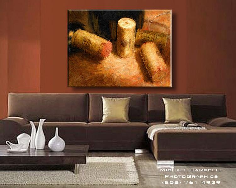 Cork-Sofa