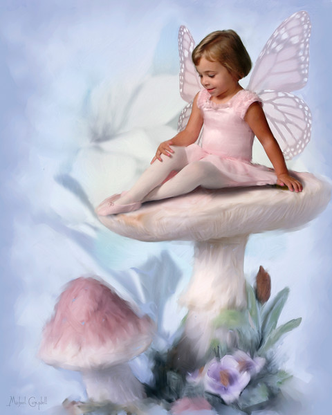 Sidney Mushroom Fairy 1