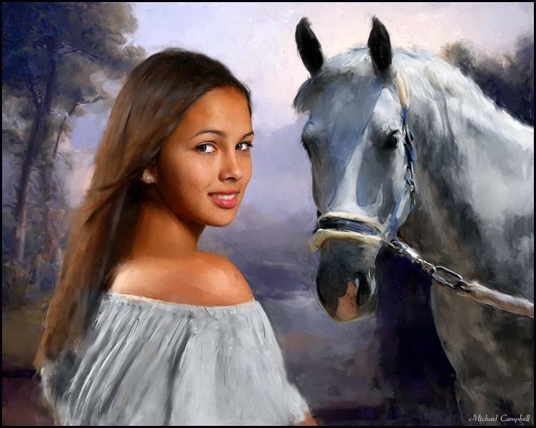 Kiana-Horse-