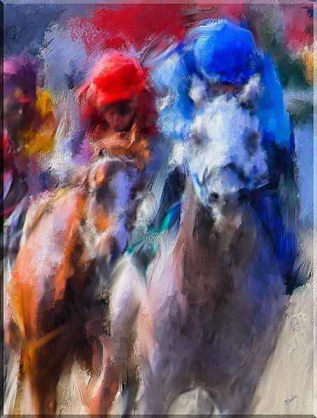 Horse-Race -cu-