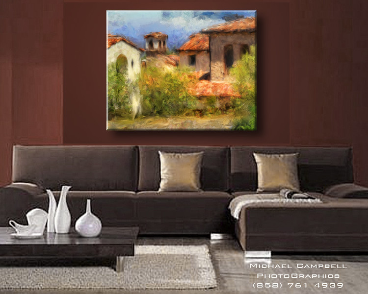 Santa-Luz-Impression-Sofa