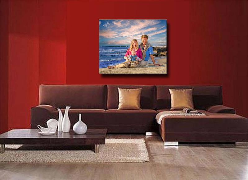 Painting-in-situ