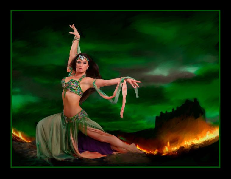 Rania Green Sky