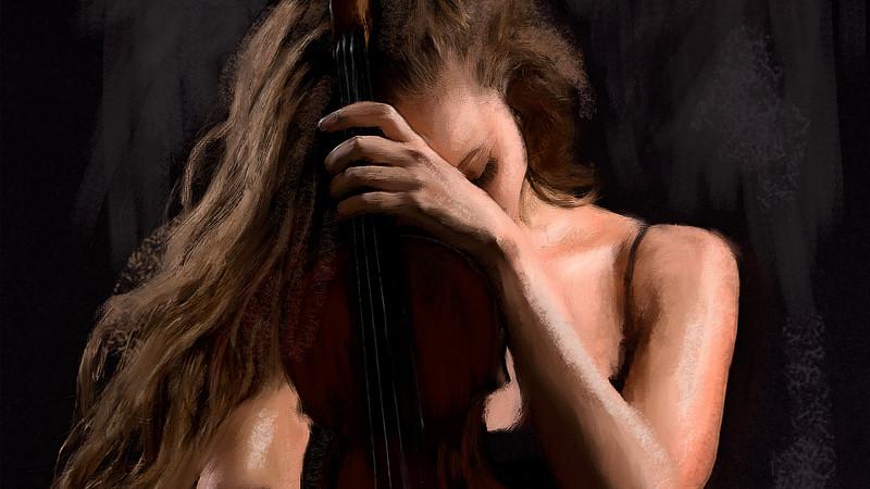 Myryka violin