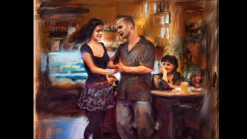 cafe dance cu