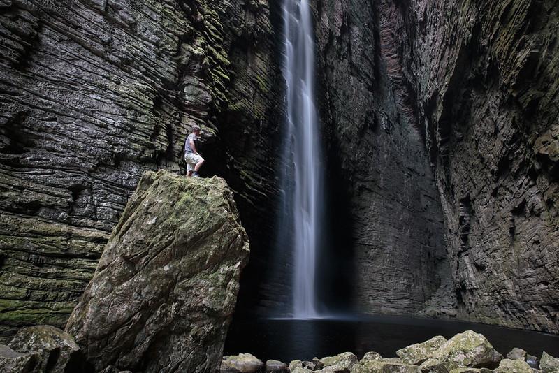 Cachoeira da Fumaçinha