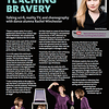 Teaching Bravery article