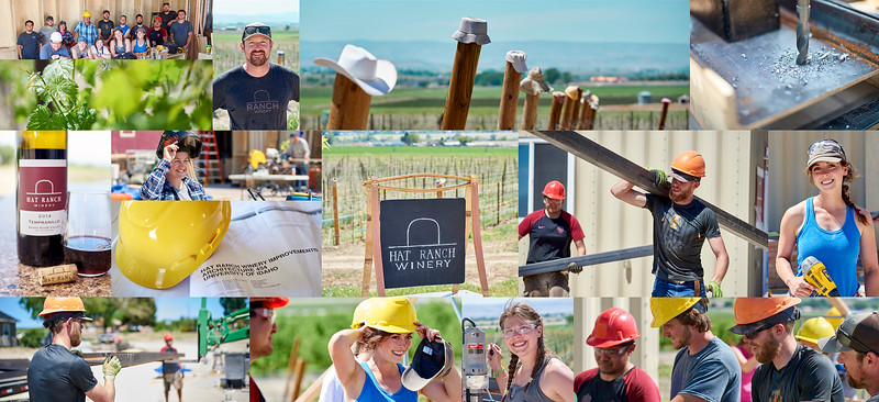 Hat Ranch Winery Design Build