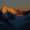 Weisshorn (4506m), Bishorn (4153m)