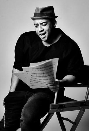 Byron St. Cyr - Actor, Singer