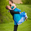Zach & Abbey Prom