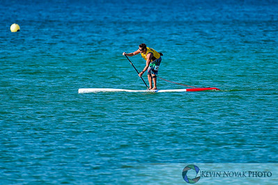 October 17, 2015--Panama City Beach, FL.  Panama Jack Pier to Pier Paddleboard Classic.