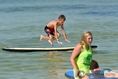 Panama City Beach, FL.  September 20, 2015. Autism Surfs, Panama City Beach County Pier.  © 2015 Kevin Novak