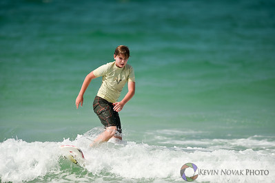 Panama City Beach, FL--May 24, 2015. Gnarly Charley's Grom Surf Series.  ©2015 Kevin Novak
