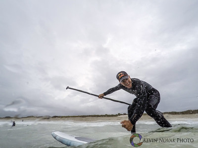 Tony Johnson.  November 19, 2015: Panama City Beach, FL.  Surfing, St. Andrews State Park.