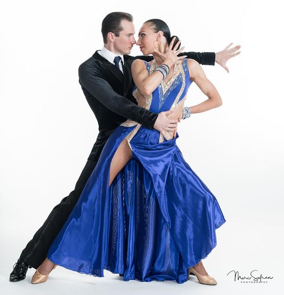 Daria and Dmitri Karabanov