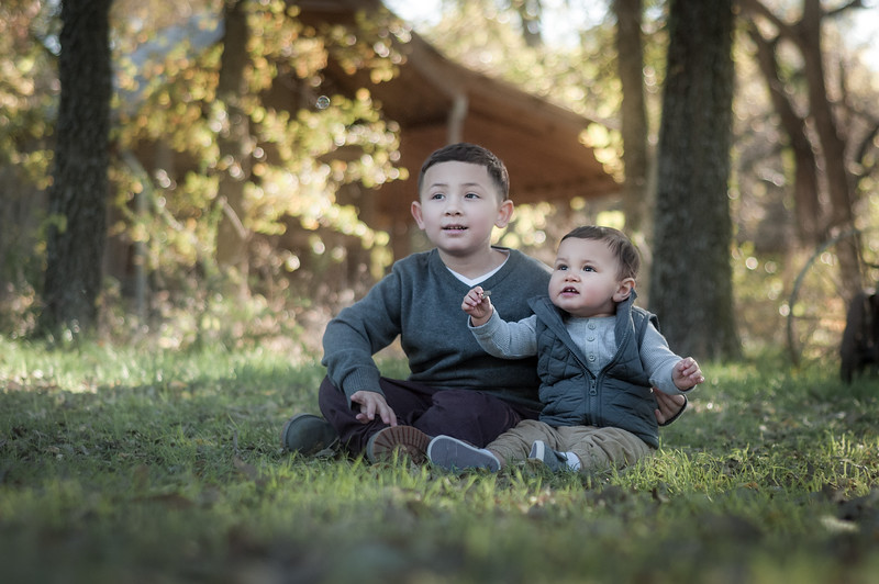 Dominik and Zavien - Brotherly Love