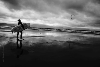 Surfer, Dingle Peninsula