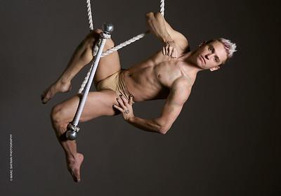 Joshua Dean - Aerialist, Circus Performer