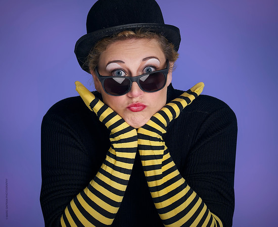 Emily Carragher - Cirque Clown