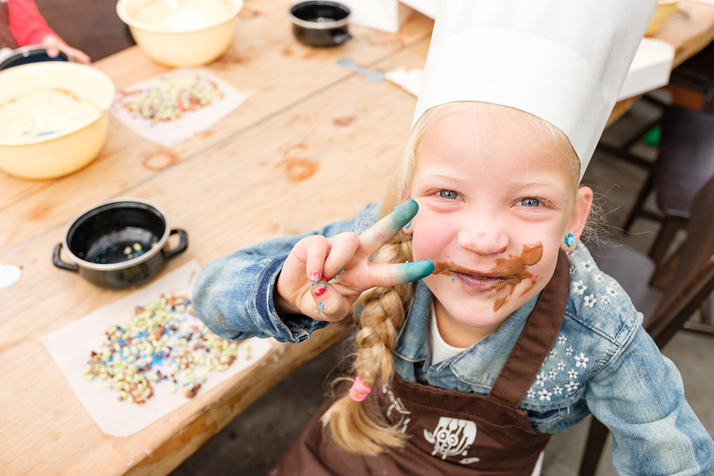 Landal-topactiviteiten-Chocola maken