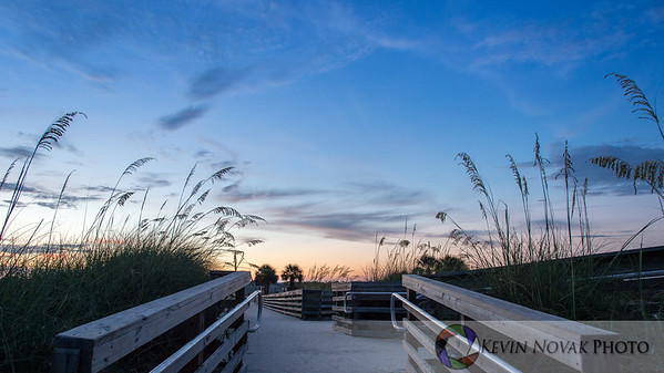 Sunset at St. Andrews State Park, Panama City Beach, FL 7-13-14.