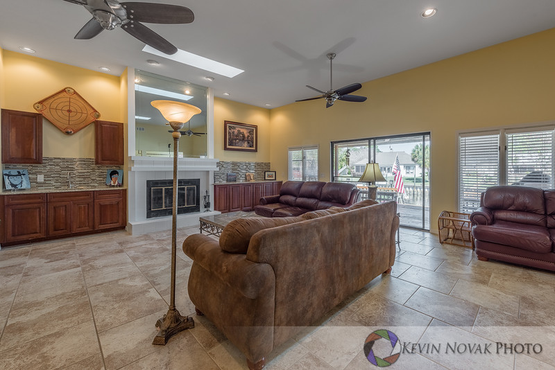 499 Wahoo Drive, Panama City Beach, FL.  Real Estate Photography by Kevin Novak Photo.