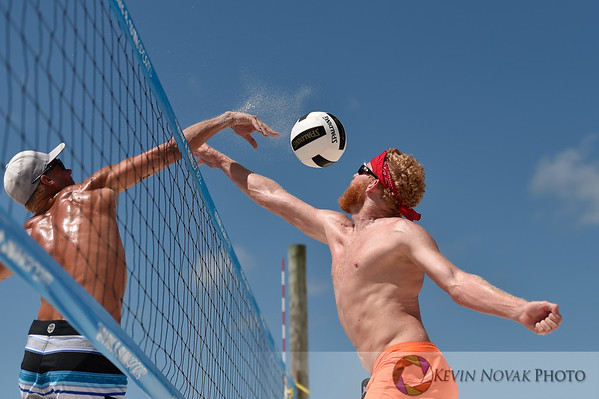 Panama City Beach, FL--June 19, 2016. 5th Annual Panama Jack Summer Slam Beach Volleyball Tournament.