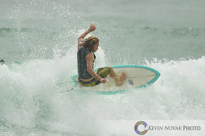 Surfing action at St. Andrews State Park 6-5-13.  ©2013 Kevin Novak.