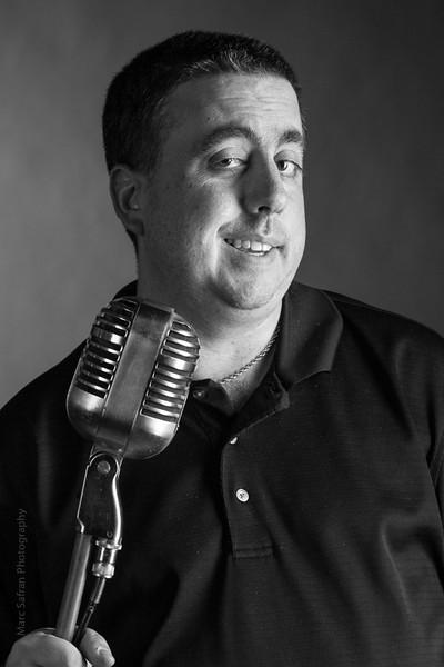 Eric Cohen, Jazz Host WAER
