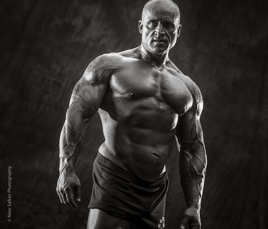 Jason Frankoff - Bodybuilder