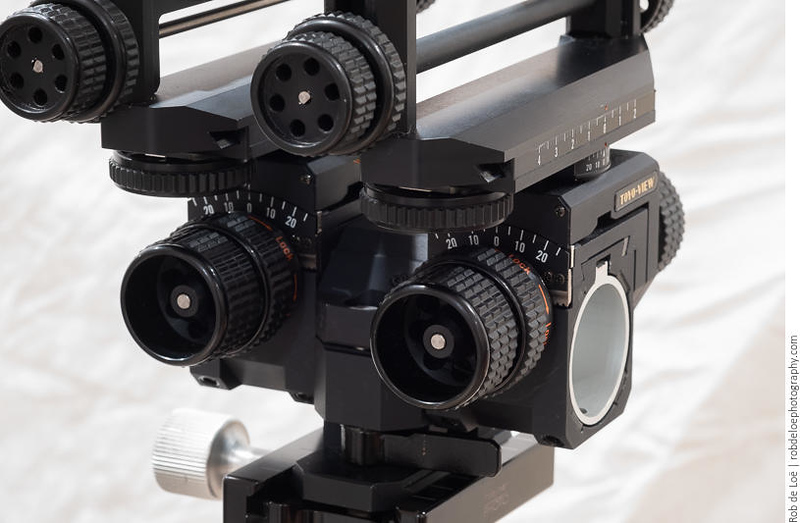 With my short, hollow rail, the camera is quite compact, and 350 grams lighter than it would be using both sections of the standard rail.