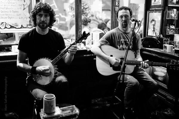 Pub musicians, Dublin