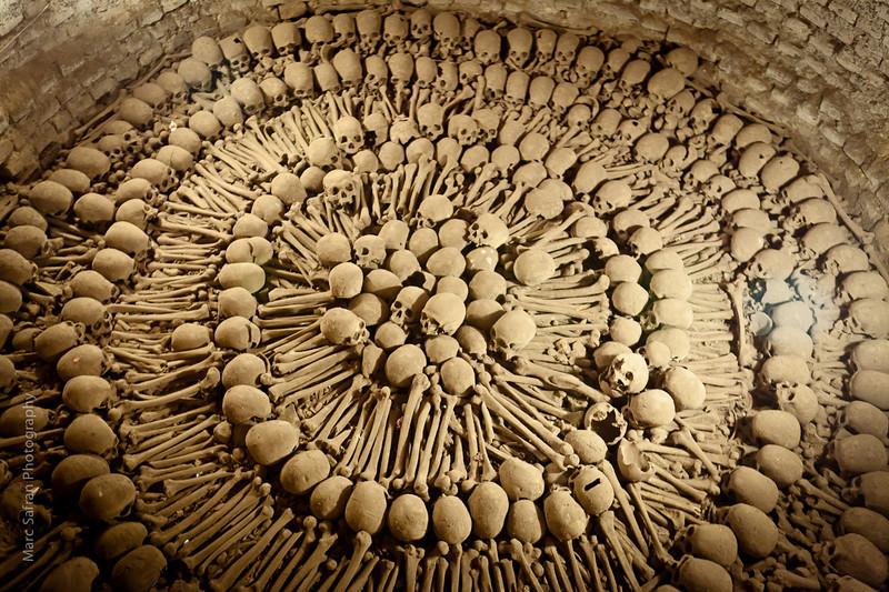 Catacombs Lima, Peru