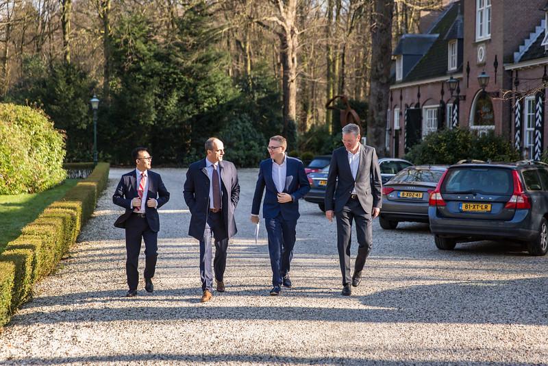 Huawei Business Meeting NL