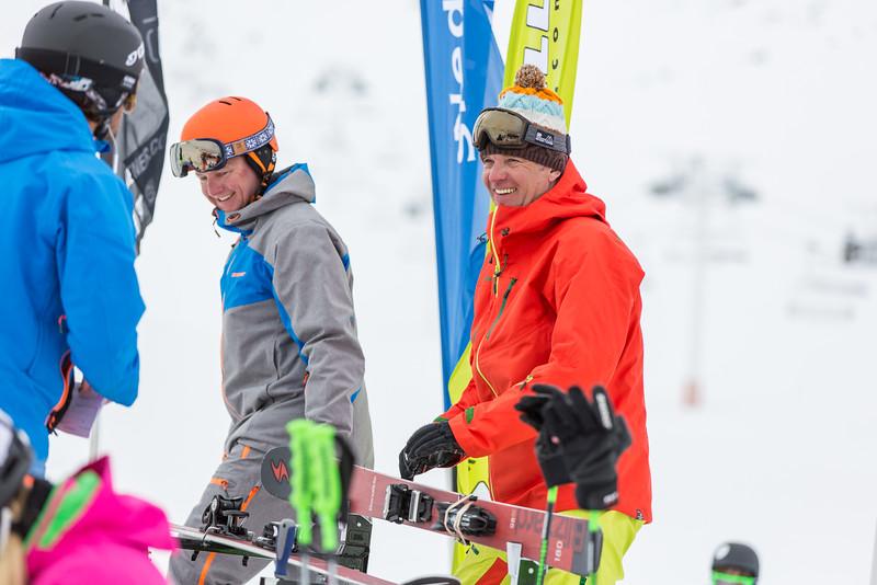 NSkiV Skitest-Sfeer