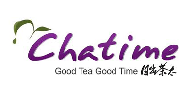 Chatime logo (photo credit: Macquarie Centre)