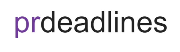 PR Deadlines logo