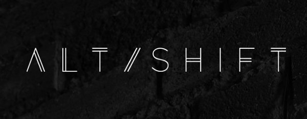 Alt/Shift logo (taken from Altshift.com.au)