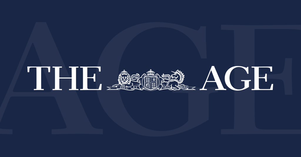 The Age logo (photo credit: The Age website)
