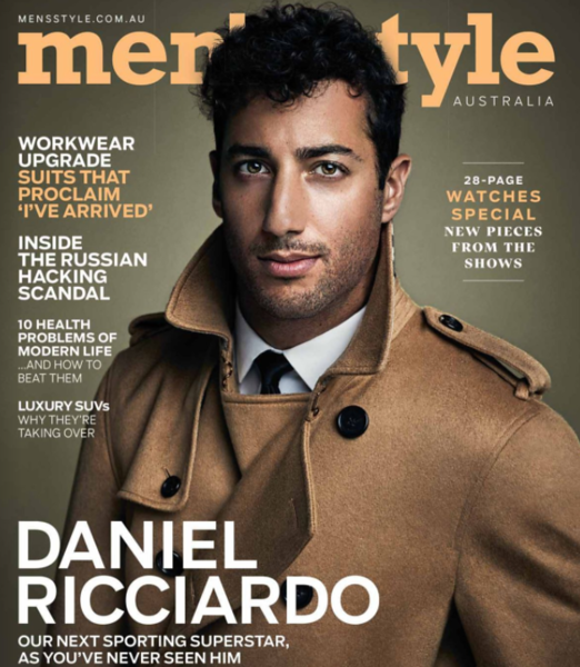 Men's Style sample issue (photo credit: Mumbrella)
