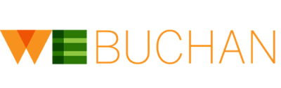 WE Buchan logo (photo credit: WE Buchan website)