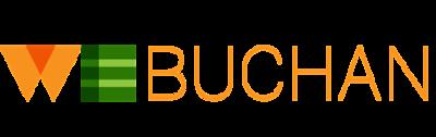 WE Buchan logo
