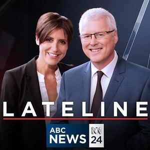 Lateline Title Card