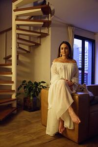 Entrega para Denise, cliente One Lady nº 1. São Paulo, 05/11/2017. Foto: Murillo Medina.