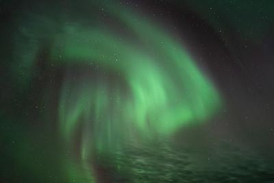 De eerste Noorderlicht foto