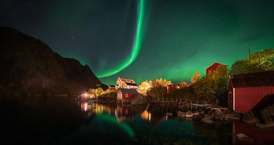 Nusfjord Aurora