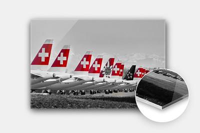 Wandbild «Swiss-Grounding»