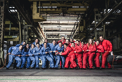 Industriefotografie für Firmen